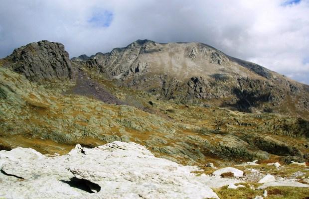 Le Mont Bégo (Vallées des Merveilles et de Fontanalba (06)